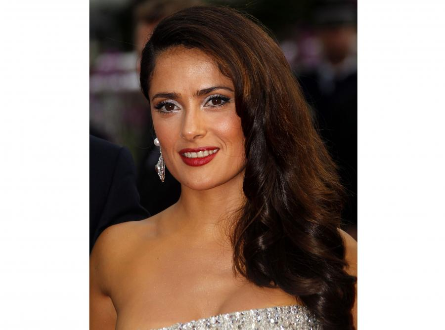 Meksykańska aktorka Salma Hayek