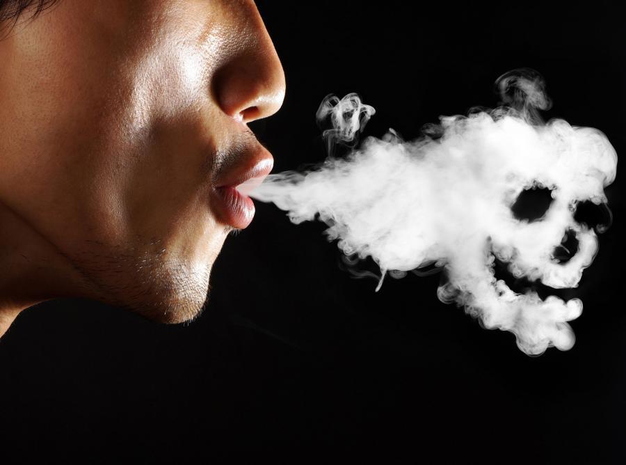 papierosy dym