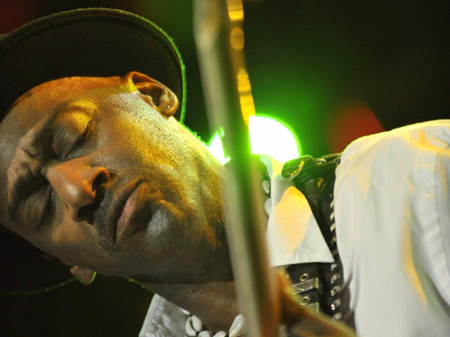 Marcus Miller wspomina \