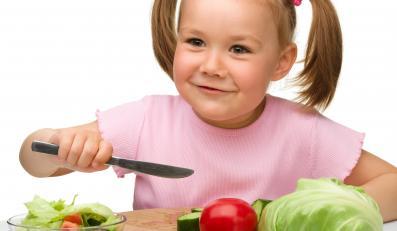 Jak sprawić, by maluchy polubiły warzywa?