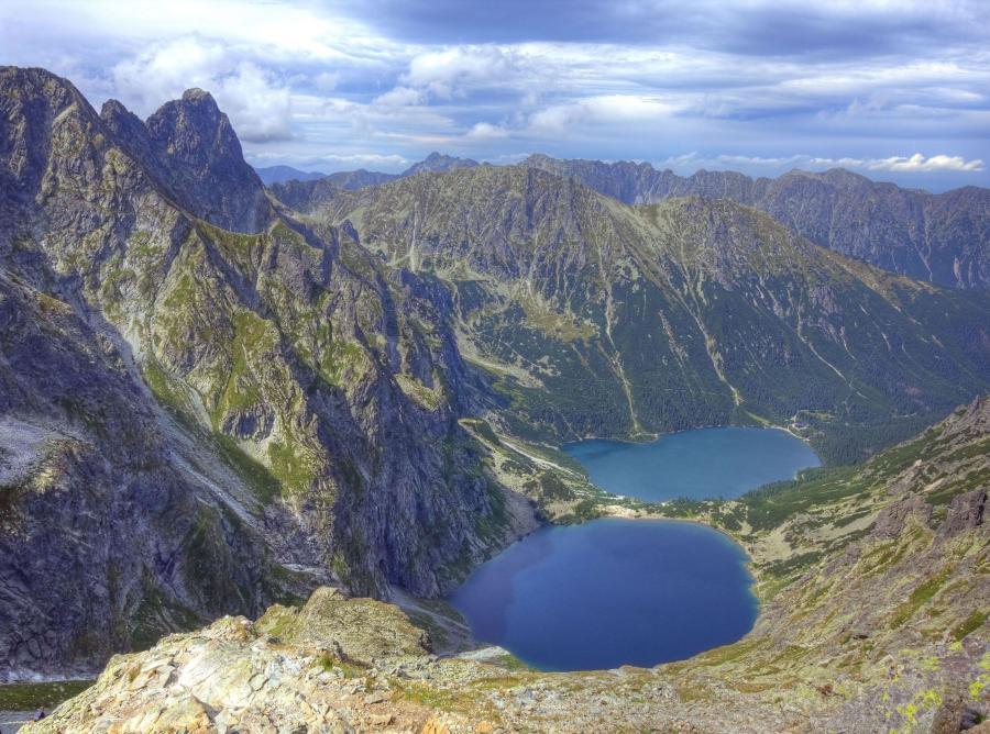 Dobrze kozicom w Tatrach