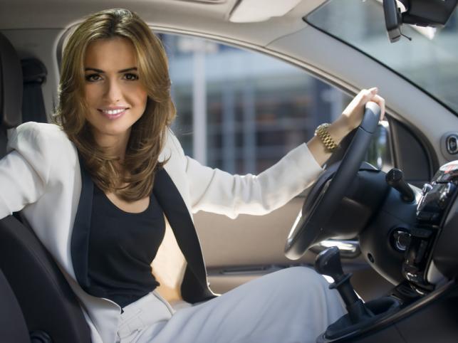 Marta Żmuda-Trzebiatowska to zagorzała miłośniczka marki Lancia - na co dzień jeździ modelem delta