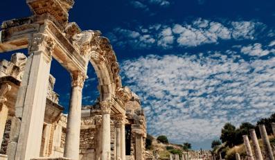 Efez w Turcji