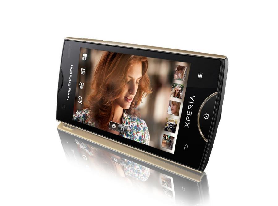 Miniaturowy smartfon od Sony Ericssona
