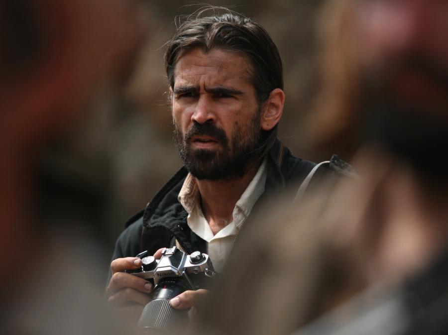 Colin Farrell w \