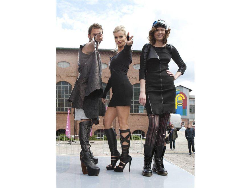 Casting do programu Top Model. Fot. Krzysztof Matuszyński / EDYTOR.net
