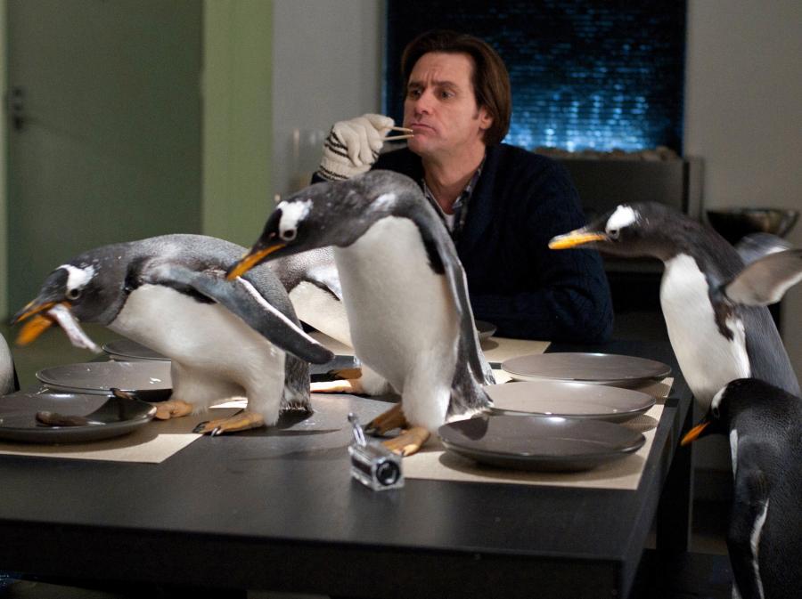 Jim Carrey w flmie \