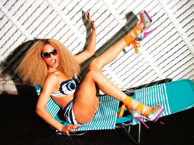 Beyoncé – żegnajcie piękne loki