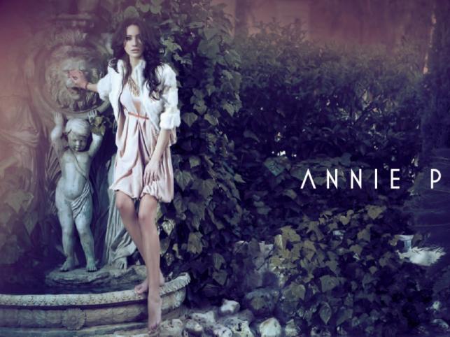 Otul się zmysłowością - kolekcja Annie P. jesień/zima 2011/2012.