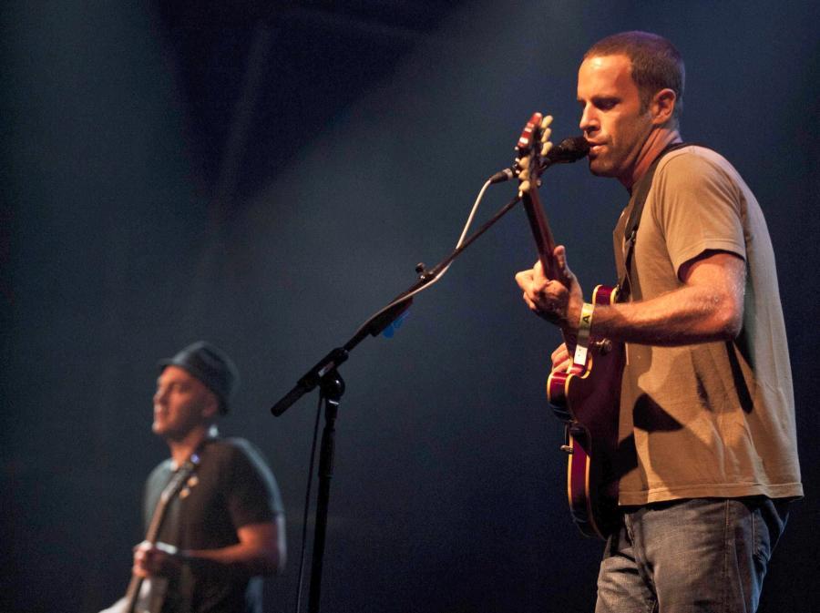 Jack Johnson na Bilbao BBK Live festival w Hiszpanii
