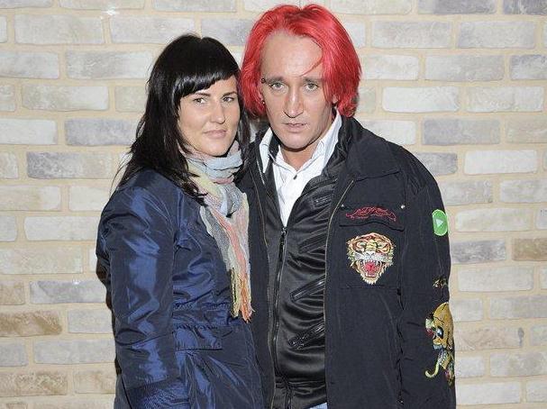 Zakochani: Michał Wiśniewski i Dominika Tajner