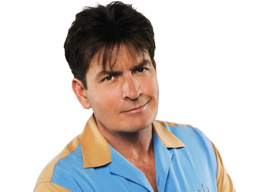 Charlie Sheen w serialu \