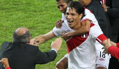 Peru na trzecim miejscu Copa America