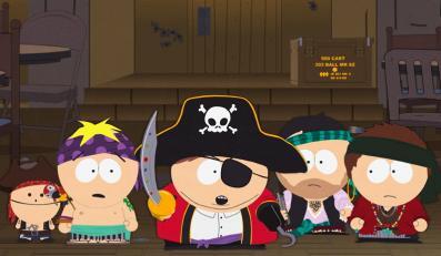 Niemcy bohaterami kreskówi South Park