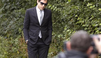 Mark Ronson po pogrzebie Amy Winehouse