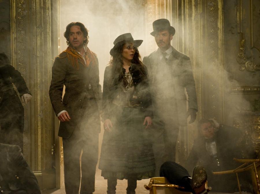 Sherlock Holmes jest kobietą