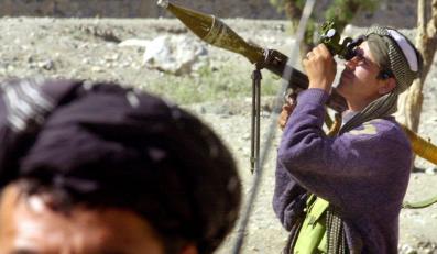 Talibowie strącili śmigłowiec?