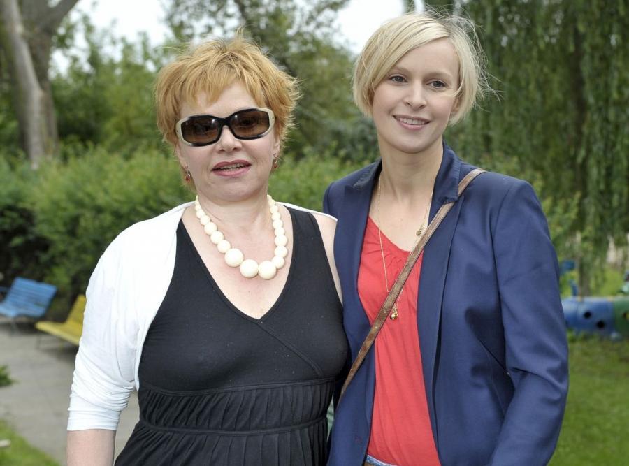 Joanna Żółkowska i Paulina Holtz