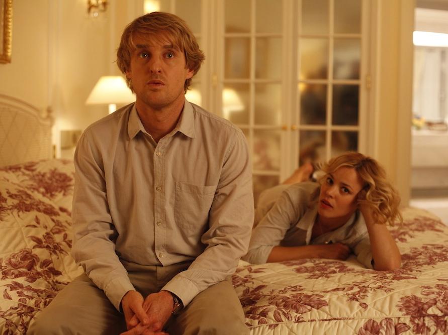 Rachel McAdams i Owen Wilson
