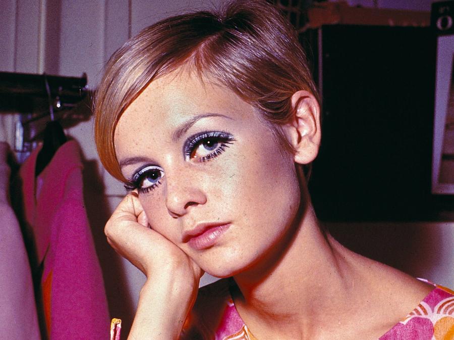 Twiggy w 1967 roku