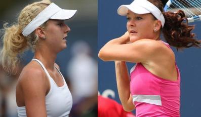 US Open: Siostry Radwańskie przeciwko sobie w 1. rundzie