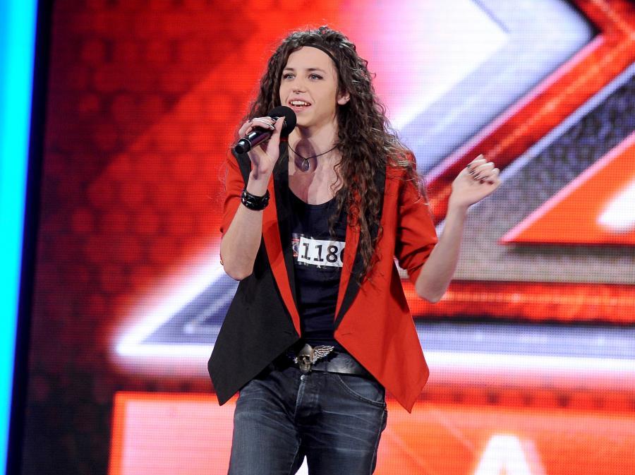 """Michał Szpak w pierwszym odcinku """"X Factor"""""""