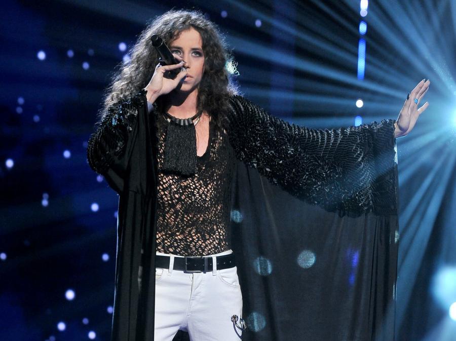 "Michał Szpak w ""X Factor"""
