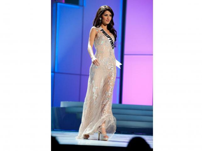 Miss Filipin 2011, Shamcey Supsup