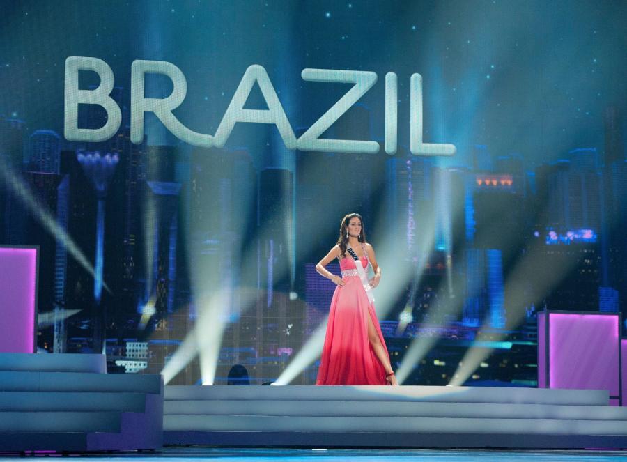 Miss Brazylii 2011, Priscila Machado