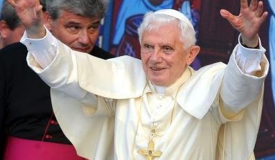 Papież atakuje sztandarowy pomysł Kaczyńskiego