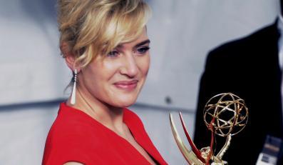 """Kate Winslet –najlepsza aktorka w miniserialu """"Mildred Pierce"""""""