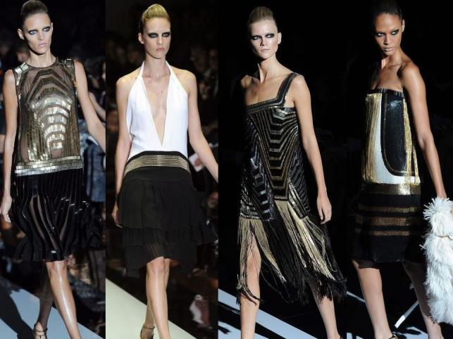 Gucci - kolekcja na sezon wiosna/lato 2012