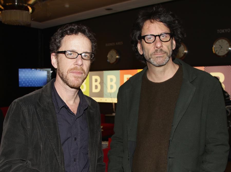 Joel i Ethan Coenowie w Berlinie