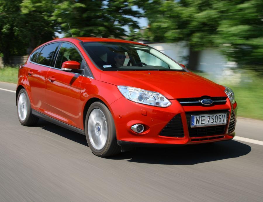Ford Focus 1.6 TDCI Trend