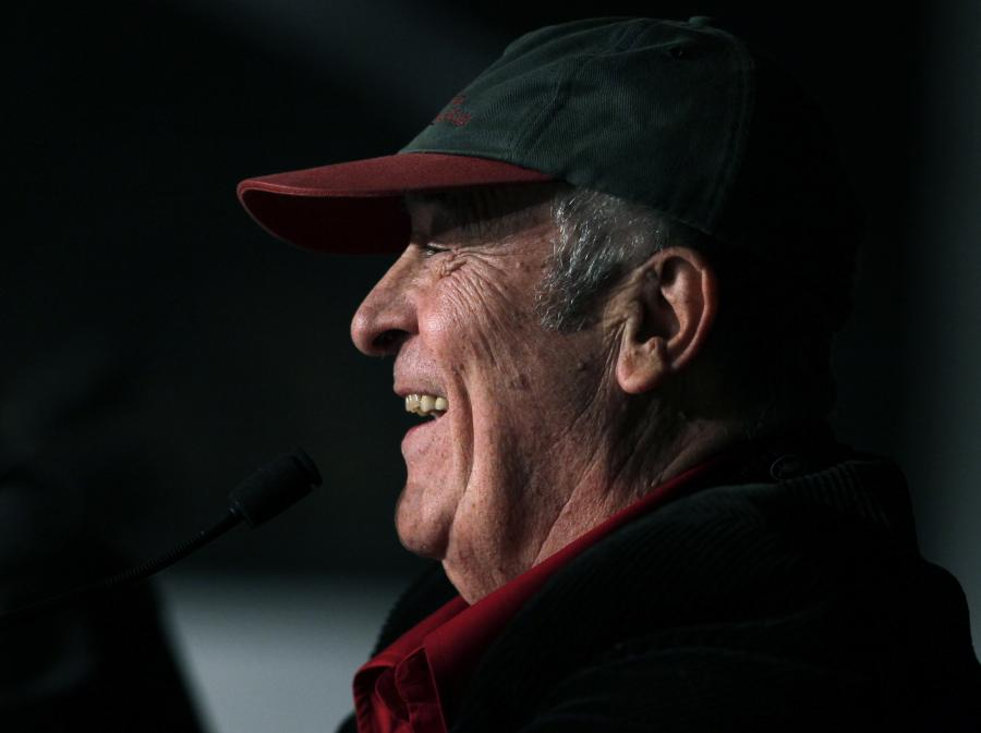 Bernardo Bertolucci kręci po włosku