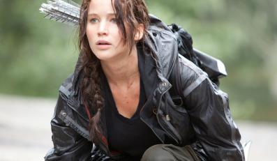 """Jennifer Lawrence bierze udział w """"Igrzyskach śmierci"""""""