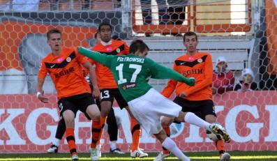 Marcin Pietrowski strzelił gola dla Lechii