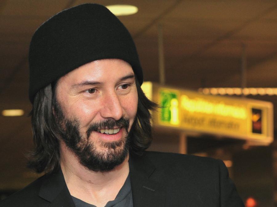Keanu Reeves będzie reżyserował i grał czarny charakter