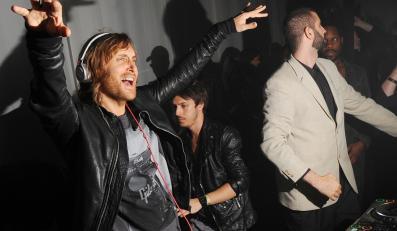 David Guetta najlepszy na świecie!