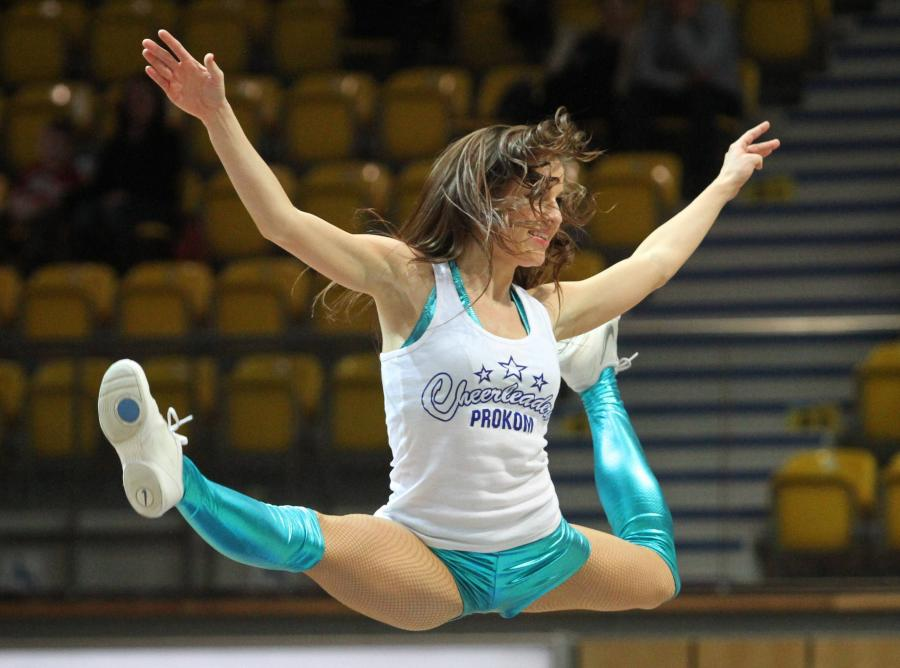 Cheerleader z Gdyni