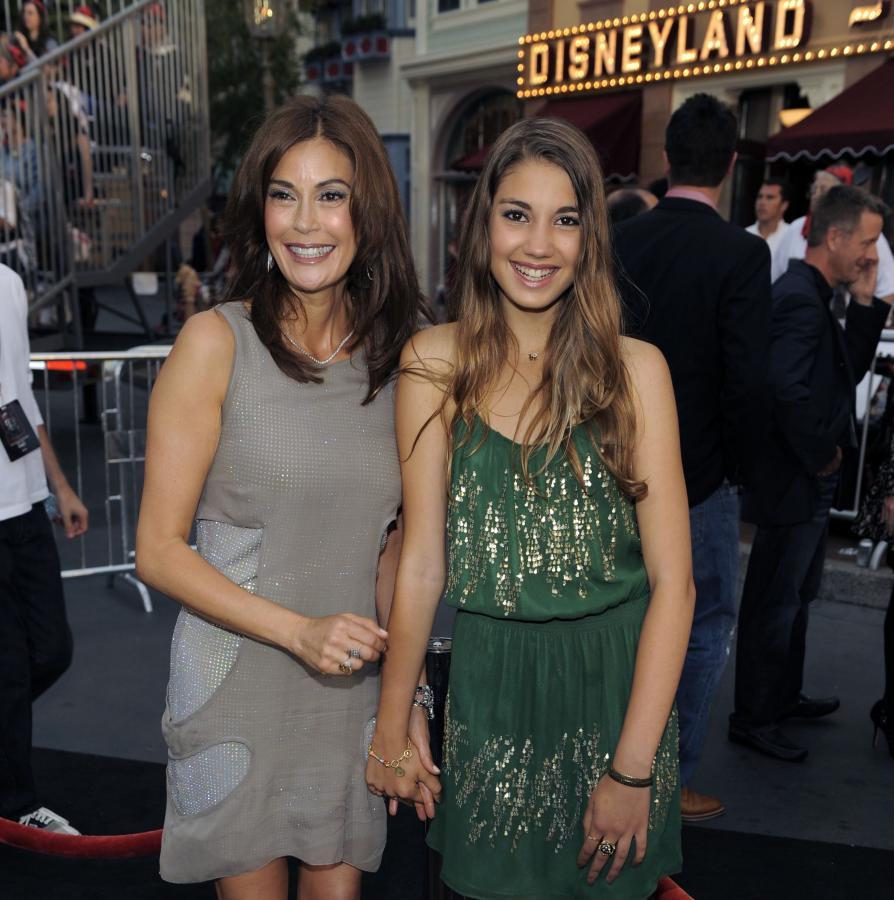 Teri z córką