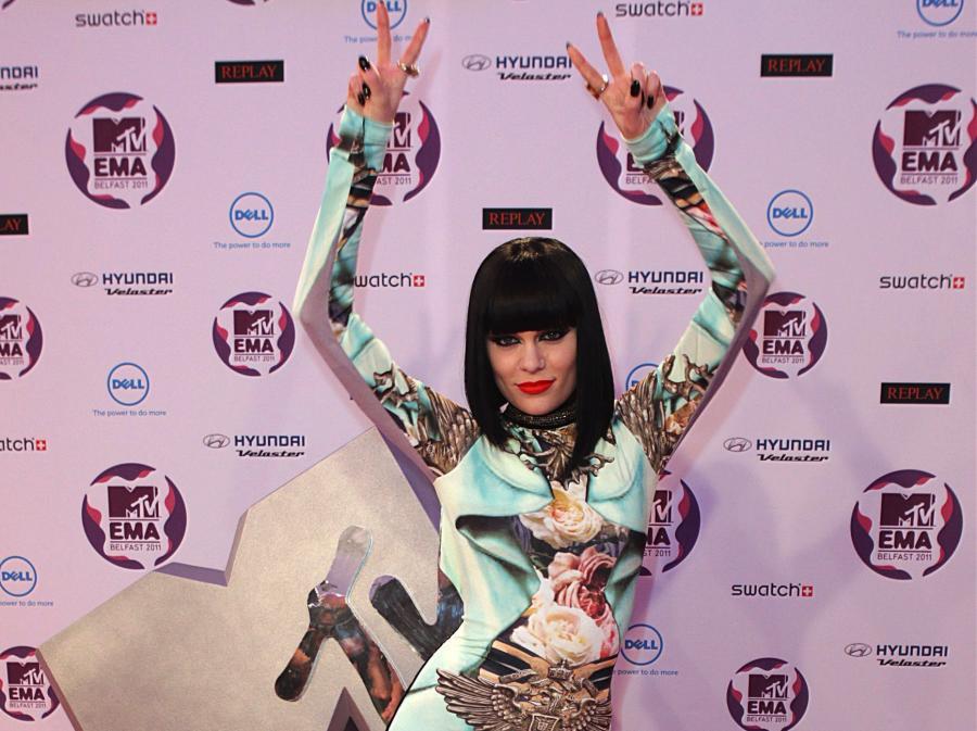 Jessie J będzie łysa w dobrym celu