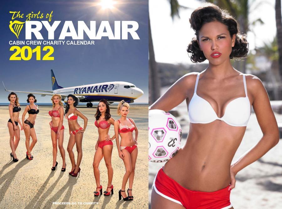 Kalendarz Ryanair na 2012