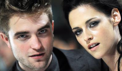 Robert Pattinson i Kristen Stewart w Londynie