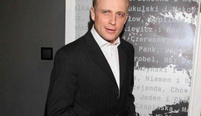 Piotr Adamczyk będzie Brunnerem