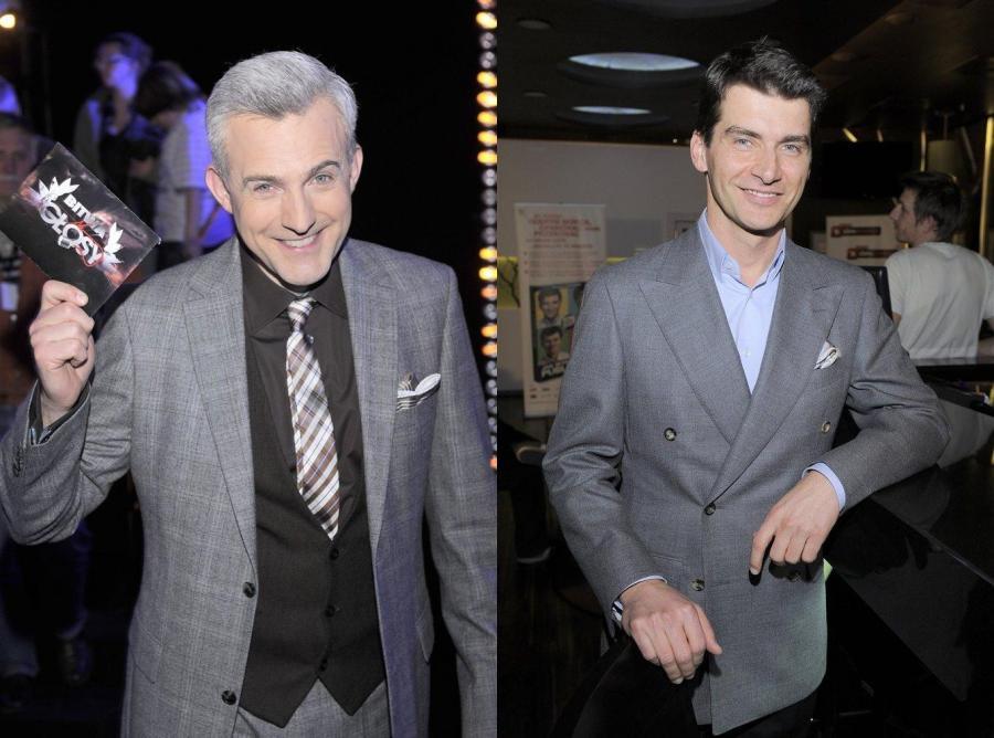 Hubert Urbański i Tomasz Kammel