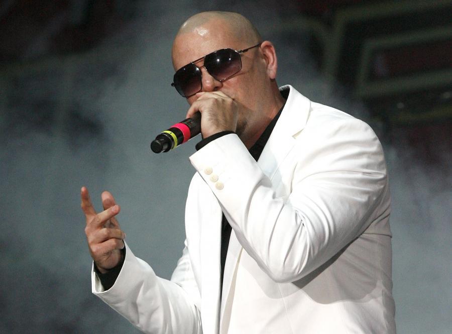Raper Pitbull