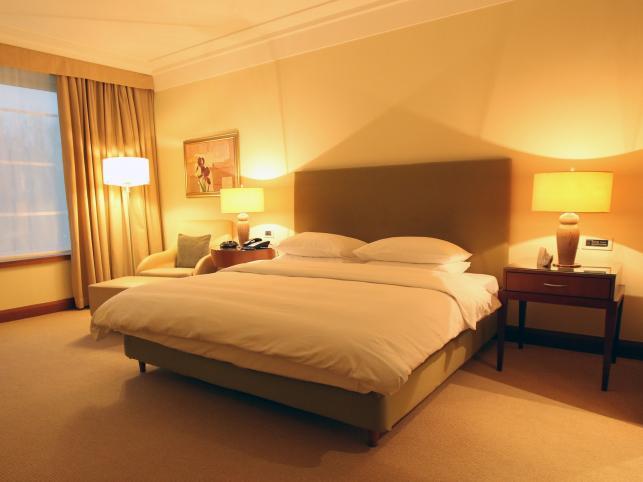 Pokój w hotelu Hyatt