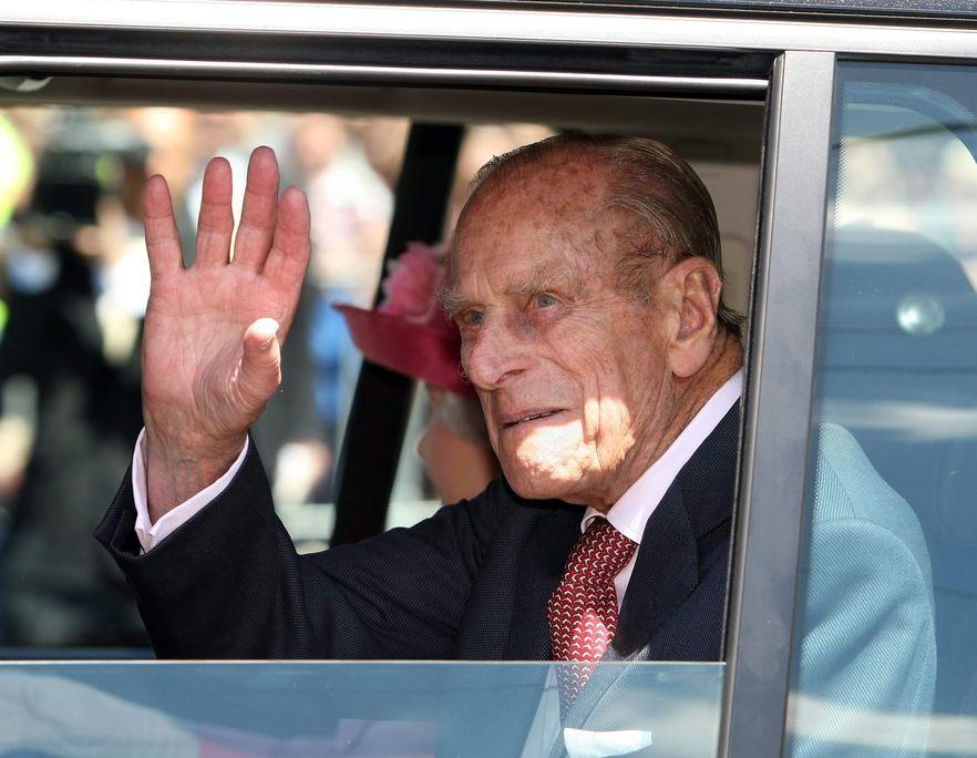 Książę Filip przeszedł operację wszczepienia stentu