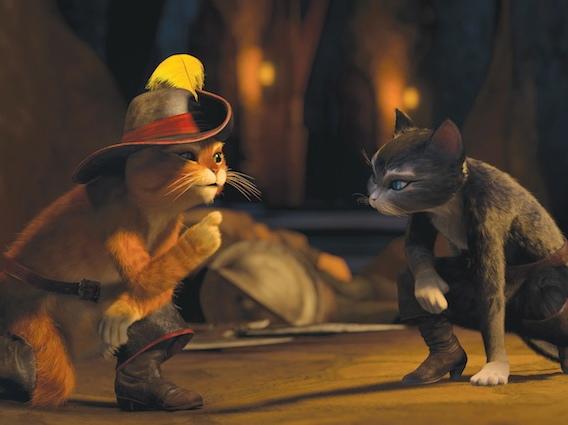 Kot W Butach Z Kociłapką Wkraczają Do Kin Zdjęcie 6 Galeria